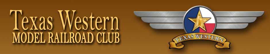 Texas Western Model Railroad Club