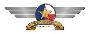 Texas Western Model Railroad Club Logo